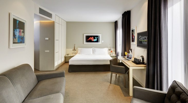Luxurious Superior Rooms  that provide a complete space and comfort ...